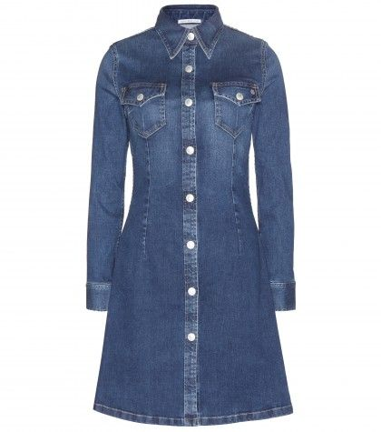 alexa-chung-x-ag-pixie-denim-dress