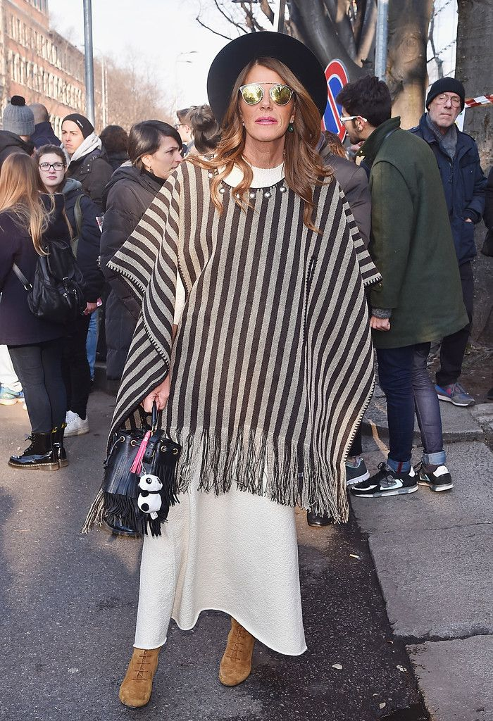 anna-dello-russo-saint-laurent-men-ss15-poncho