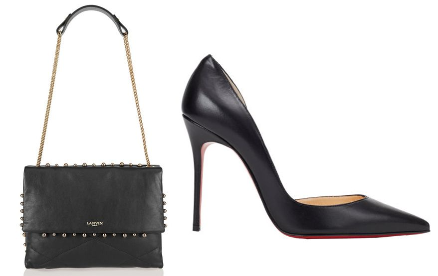 anne-hathaway-lanvin-bag-louboutin-pumps