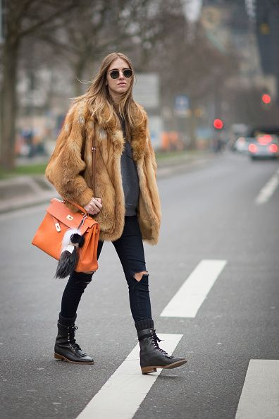 Streetstyle - Mercedes-Benz Fashion Week Berlin Autumn/Winter 2015/16