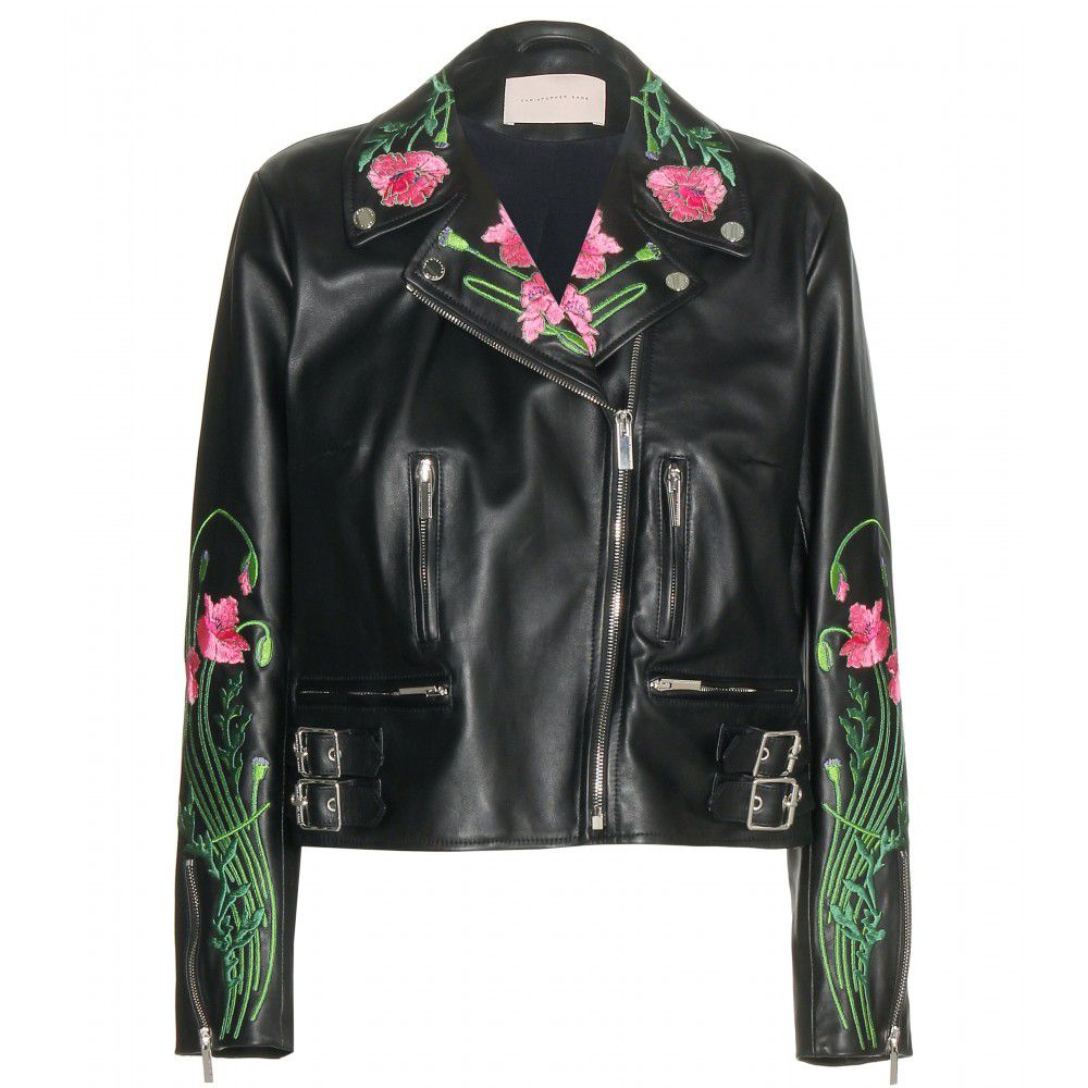 The  jacket is nos available at MYTHERESA.com