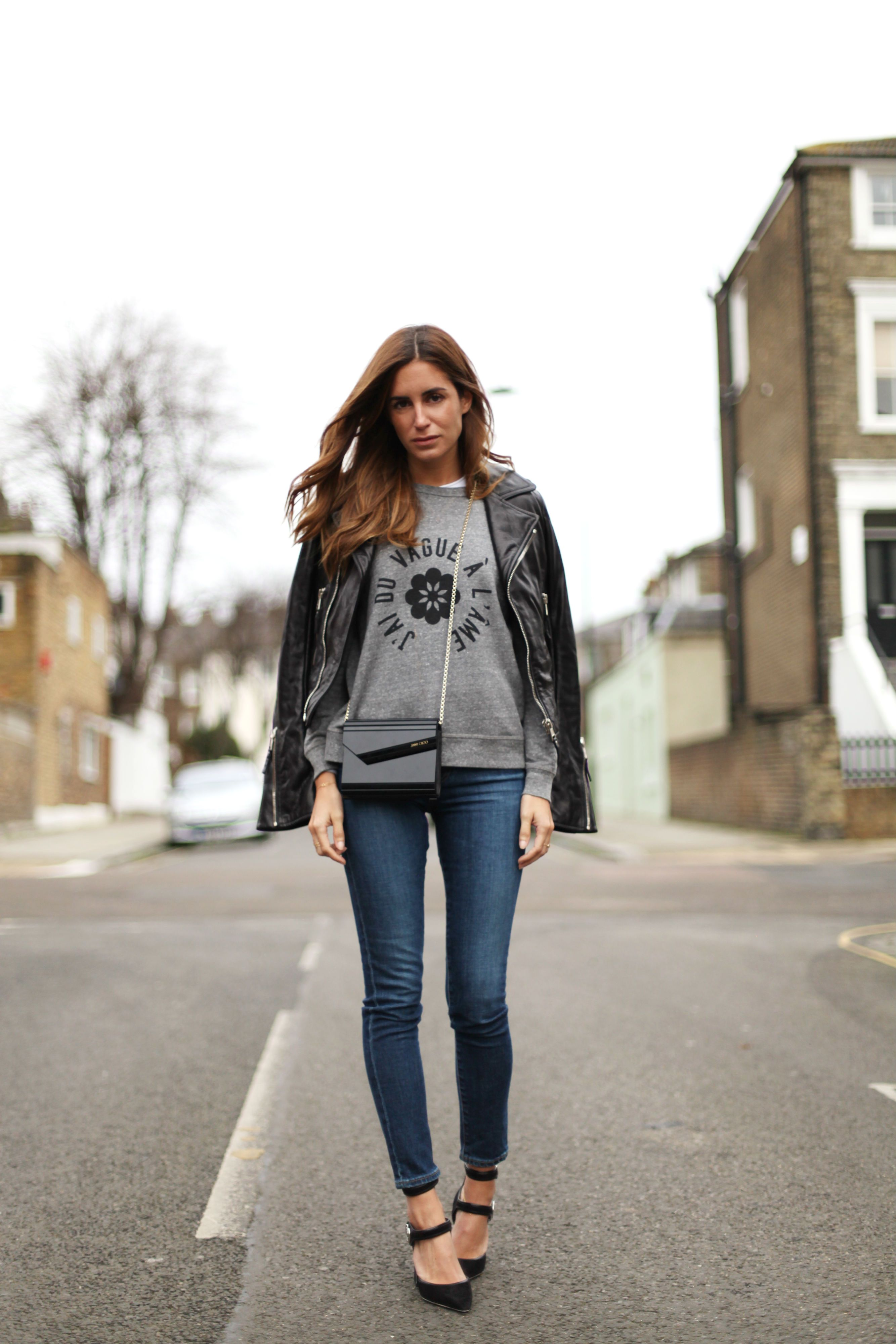 picture Alexa Chung's New AG Jeans Collection of Fall 2015