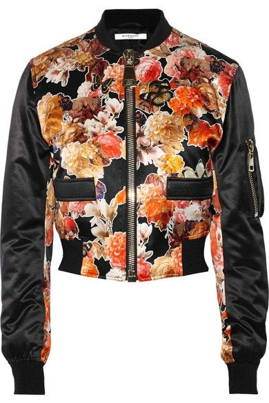 givenchy-cropped-bomber-jacket-floral-print-satin