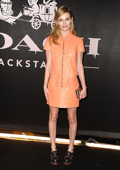 Kate Bosworth at the Coach Backstage Rodeo Drive store opening celebration at Coach Boutique on December 11, 2014 in Beverly Hills, California.