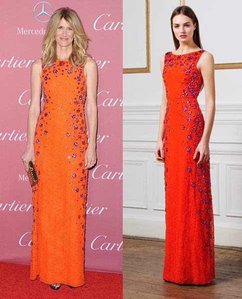 Laura Dern in Mattg¡hew Williamson Pre-Fall 2014