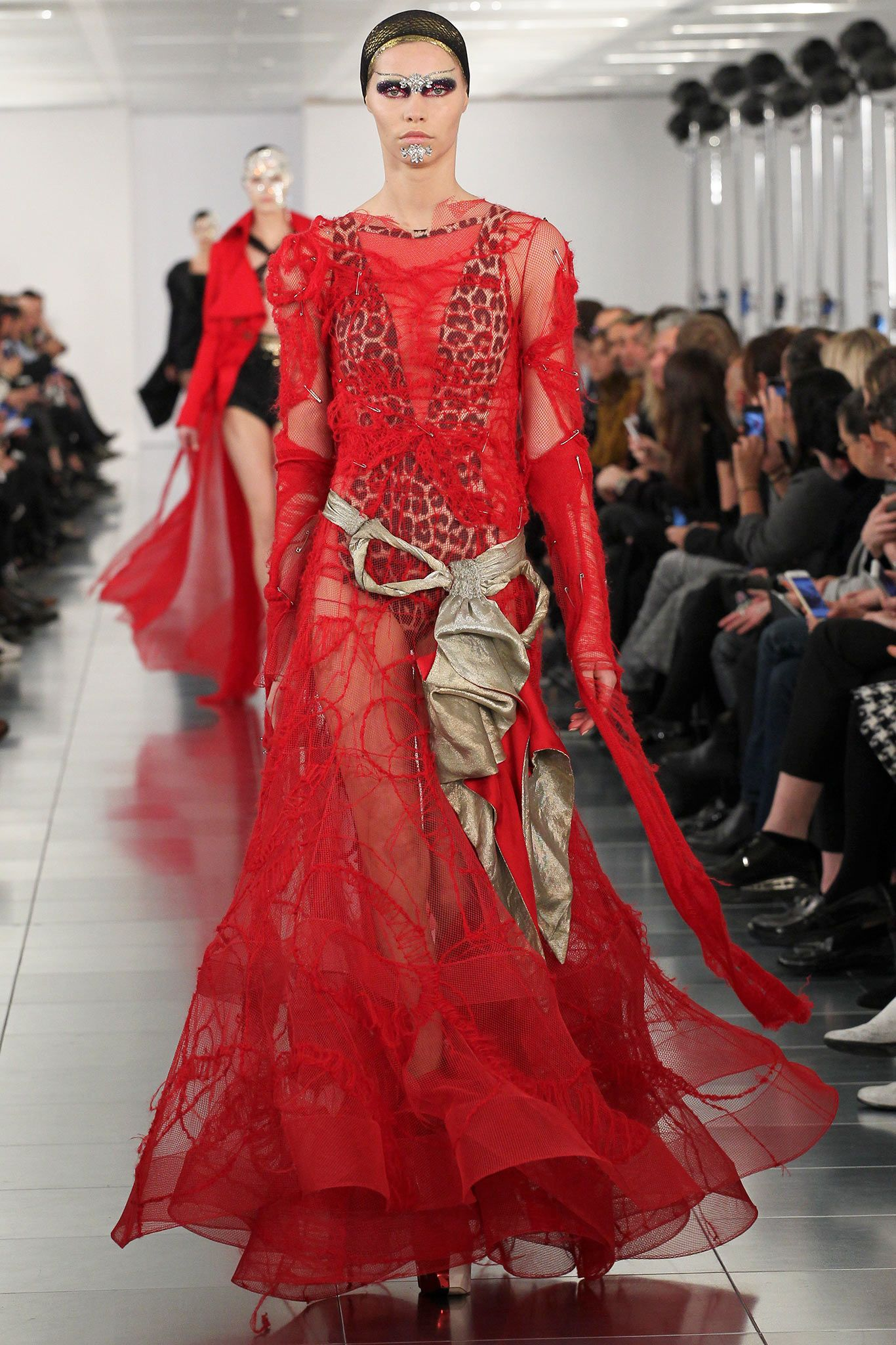 These looks felt more galliano x dior than maison martin for Maison de margiela