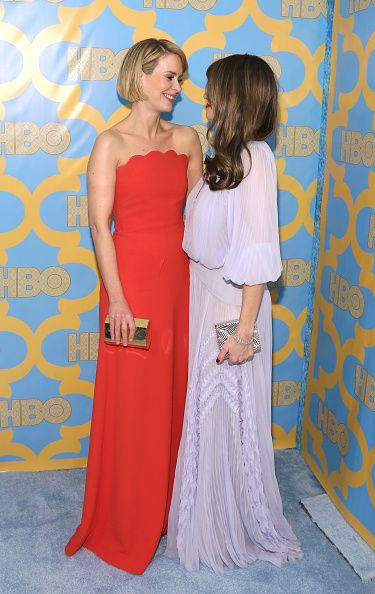 Sarah Paulson at the HBO's Official 2015 Golden Globes After-Party
