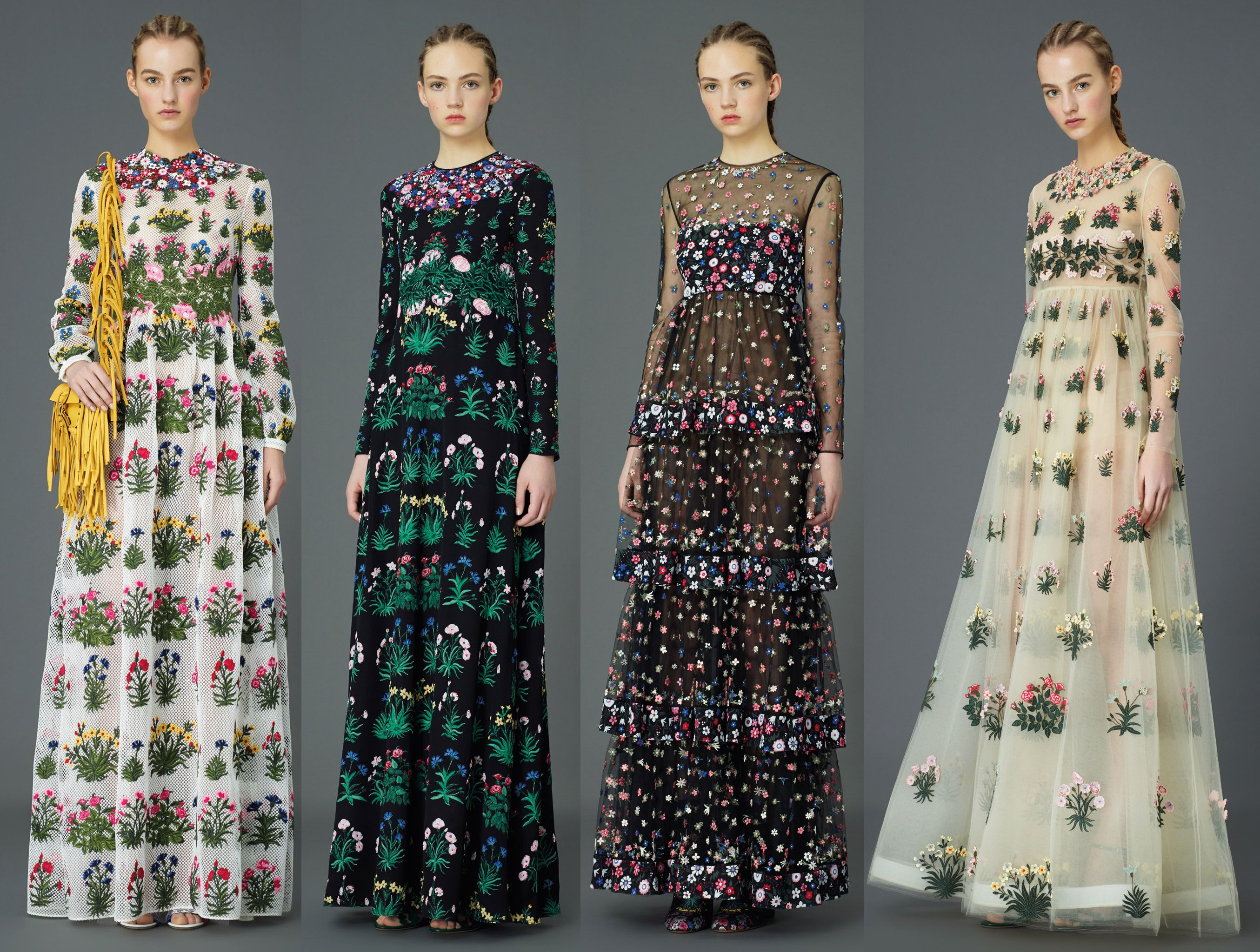 Valentino Pre-Fall 2015 collection got us over the moon - LaiaMagazine