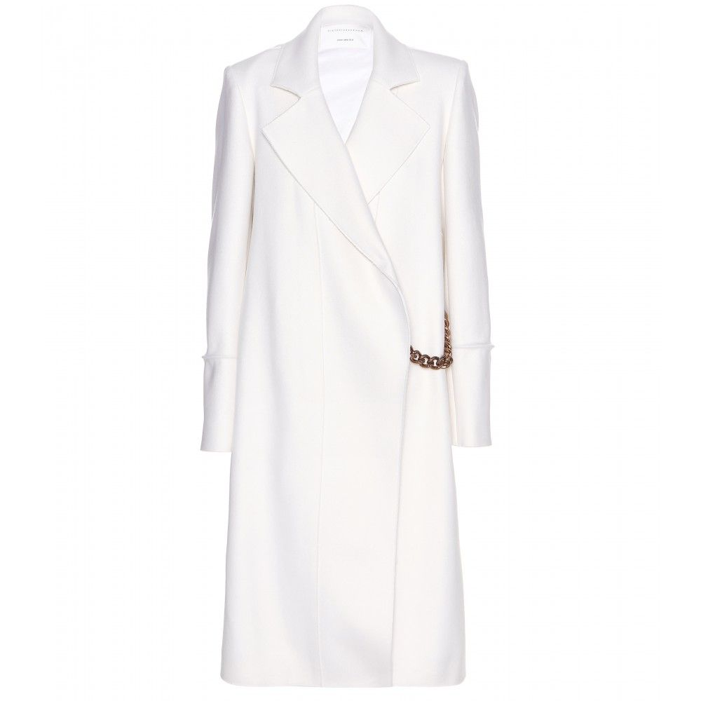 victoria-beckham-white-wool-coat-with-chain-embellishment