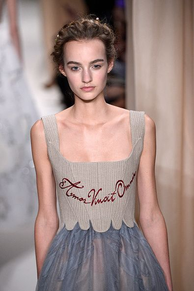 Valentino Haute Couture SS15 ode to love and romance