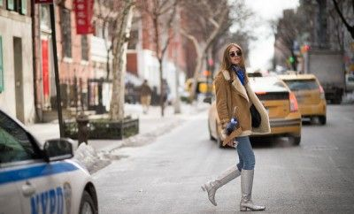 Street Style - Day 6 - New York Fashion Week Fall 2015