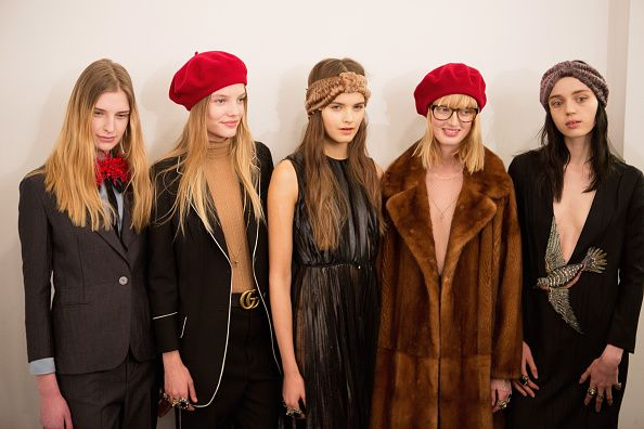 f090ec38bd49 Watch Alessandro Michele s debut for Gucci Fall Winter 2015 and shop the  collection! - LaiaMagazine