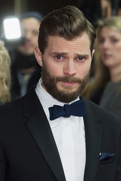 Can Jamie Dornan be more handsome?