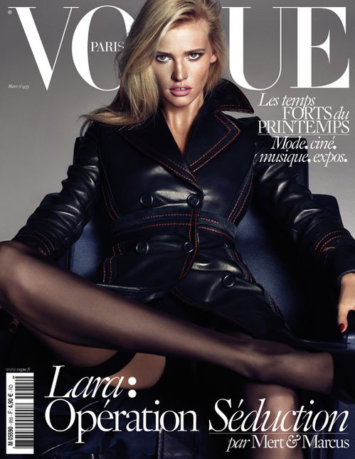 lara-stone-vogue-paris-march-2015-cover