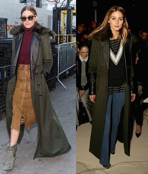 Celebrity Sightings - February 13, 2015 - Fall 2015 Mercedes-Benz Fashion Week