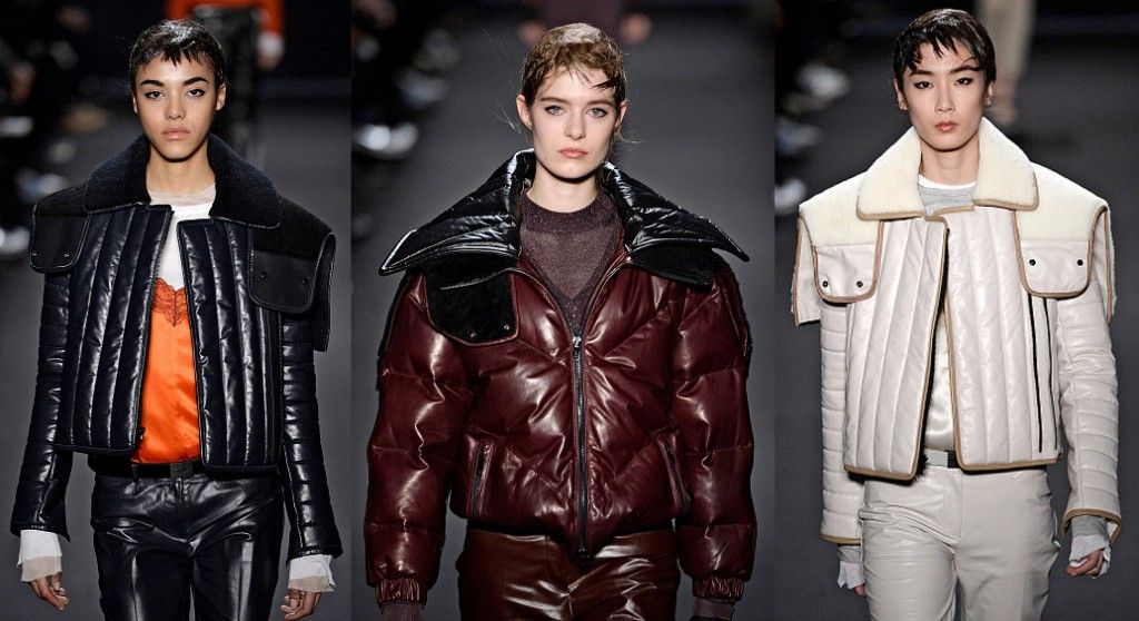 Obssesed with Rag & Bone puffer jackets