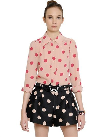 red-valentino-ss15-polka-dot-shirt-shorts