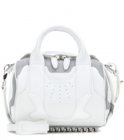 Alexander Wang Rockie Sneaker leather tote available at MYTHERESA.com