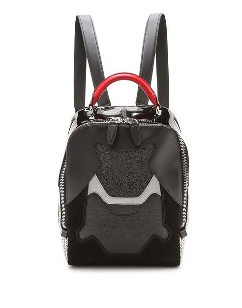 Sneaker backpack available at SHOPBOP.com