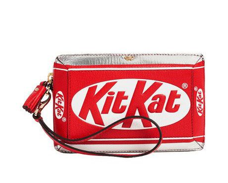 * Anya Hindmarch Kit Kat bag available at MODAOPERANDI.com