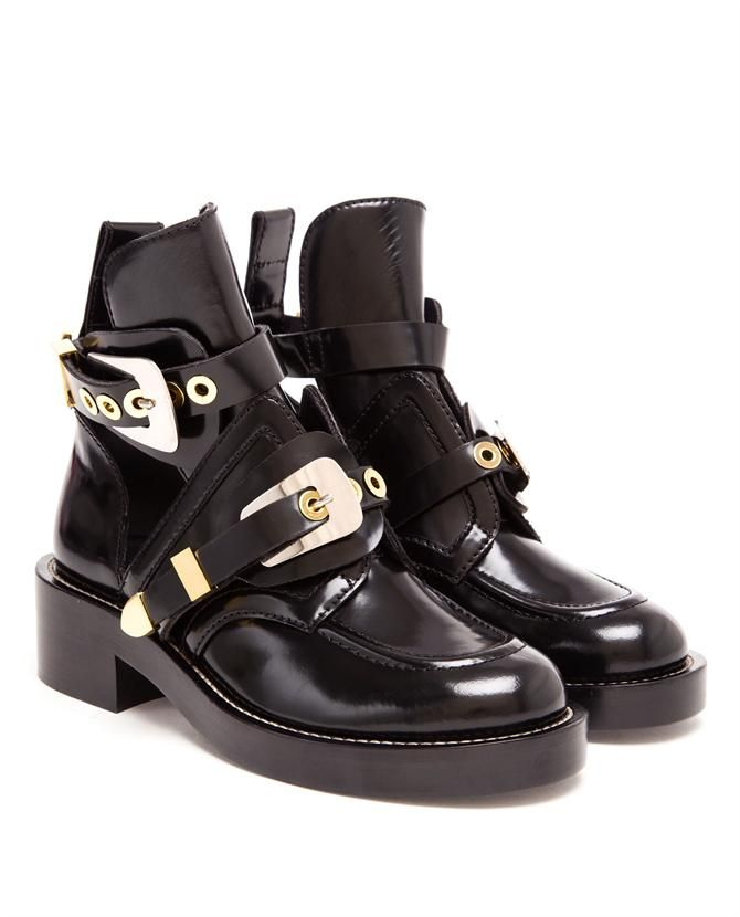 Buy Balenciaga Ceinture ankle boots from MYTHERESA.com
