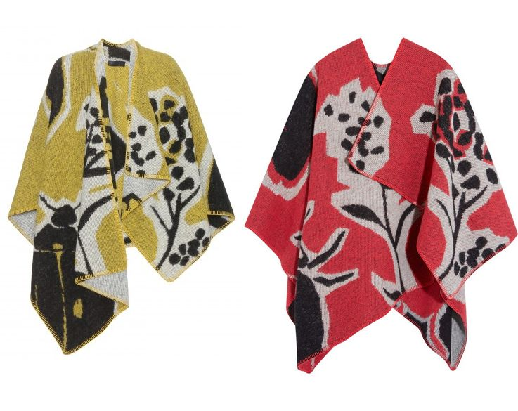 burberry-prorsum-ss15-wool-and-cashmere-flower-pattern-poncho