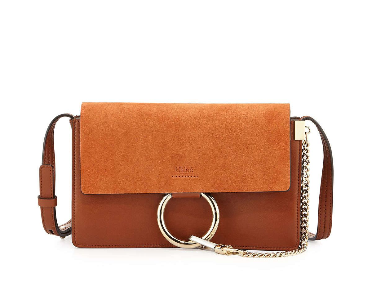 chloe marcie bag small - How to style the Faye, Chlo��\u0026#39;s next it bag - LaiaMagazine
