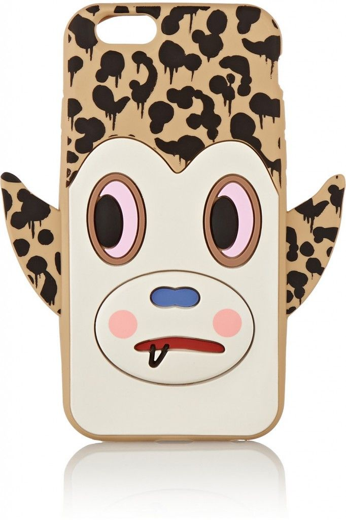 And how cute is the silicone iPhone 6 cover?! Also available at NET-A-PORTER