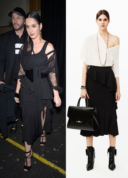 Katy Perry in Givenchy Pre-Fall 2015