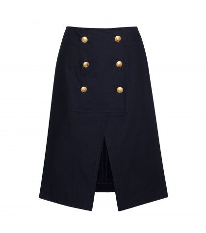 LAIA'S PICK: Kenzo cotton skirt