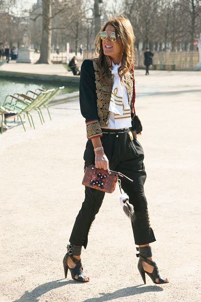 More inspiration from Anna dello Russo