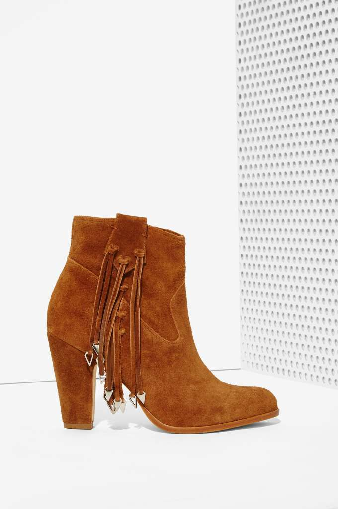 Kate Bosworth x Matisse Emma Suede bootie available at NASTY GAL