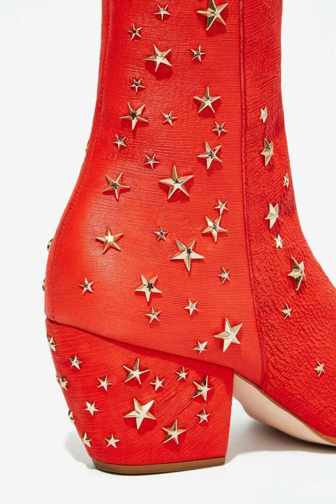 These Kate Bosworth X Matisse Starry-Eyed leather boots you can buy from NASTY GAL