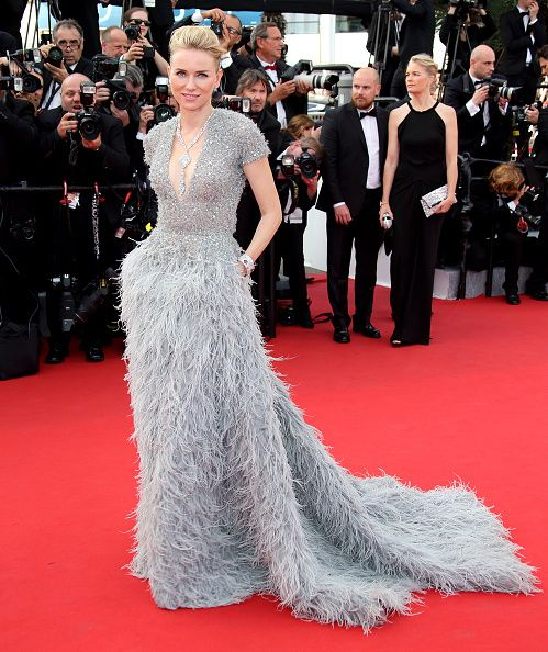 Naomi Watts in Elie Saab Haure Couture