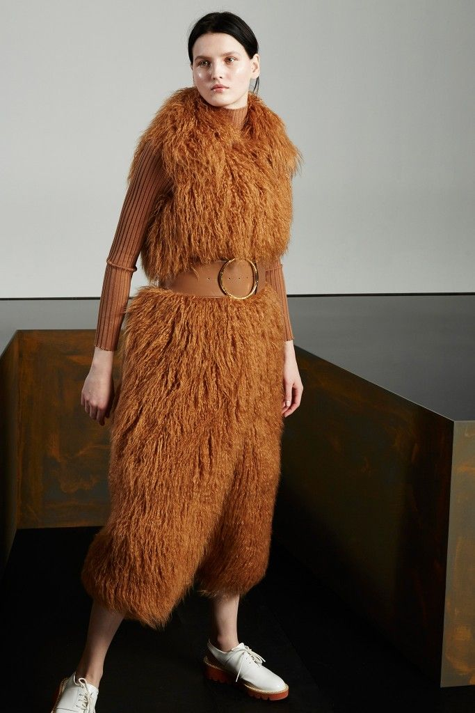 Stella_McCartney-pre-fall-2015-not-a-fur-faux-fur-long-coat