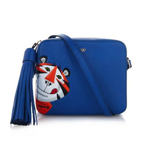 LAIA'S pick: Anya Hindmarch Frosties leather cross-body bag available at MATCHESFASHION.com
