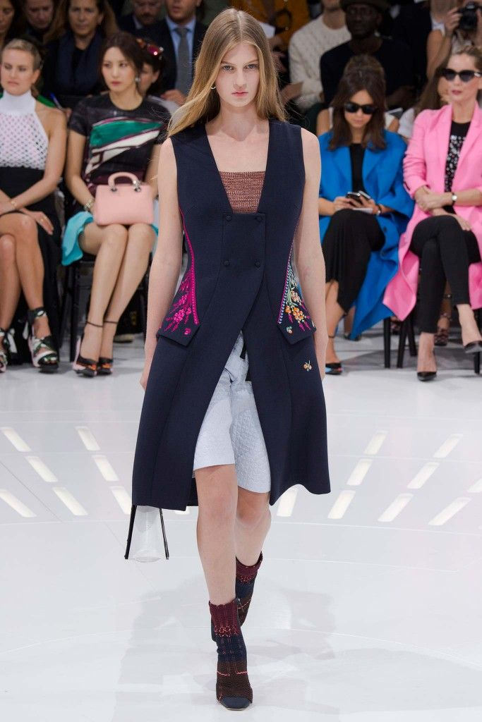 Before: Dior SS15 Fashion Show