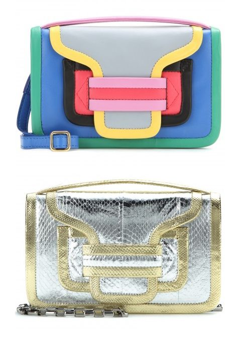 Colorblock Alpa tas available at MYTHERESA.com
