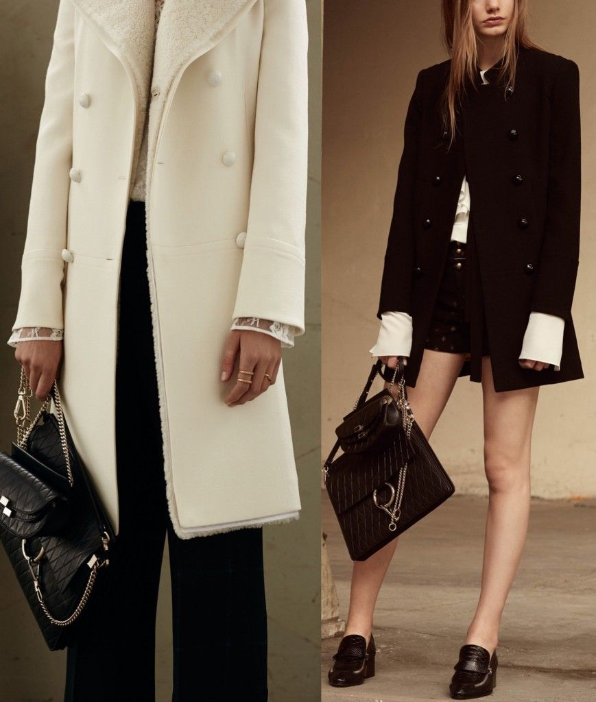 Chloé Resort 2016 bags