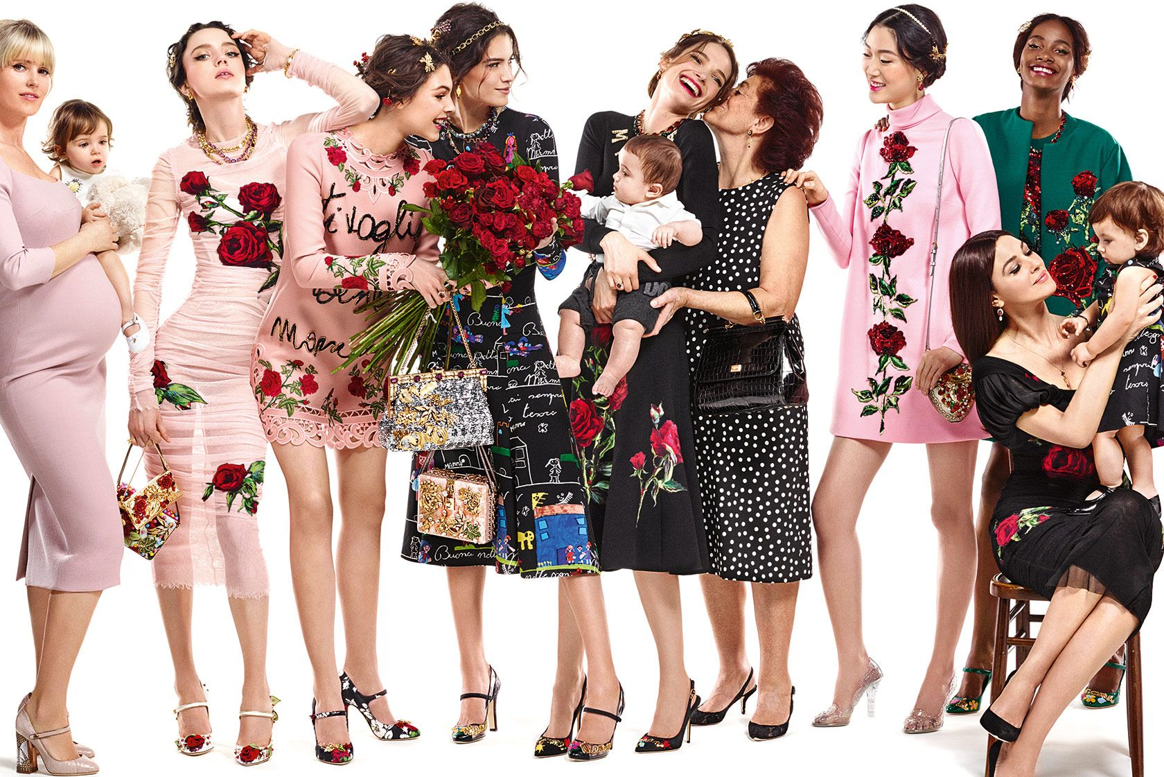 Dolce & Gabbana Autumn/Winter 2015 Ad Campaign