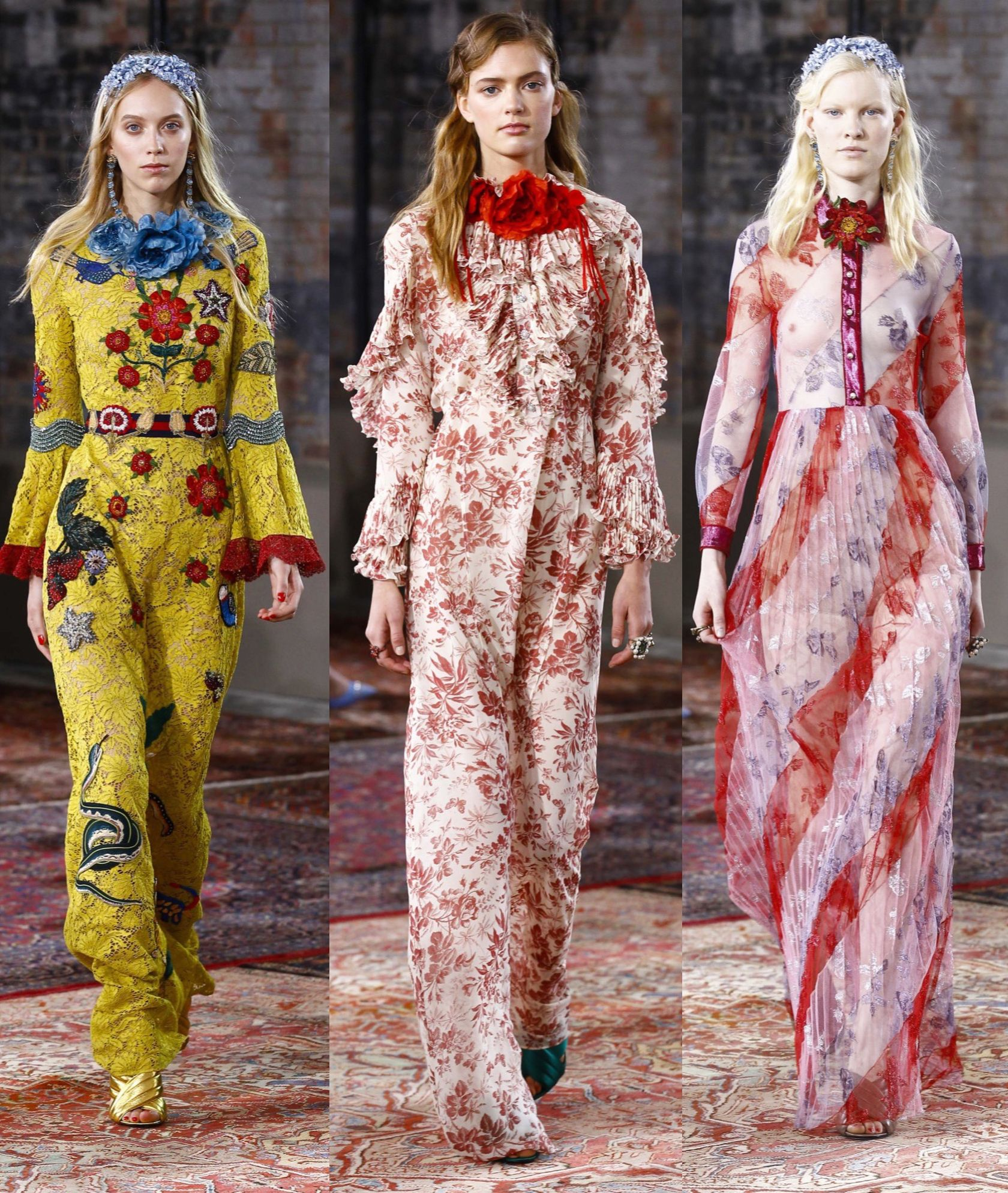 6bf5bd8bcec Gucci Resort 2016  shop the collection! - LaiaMagazine
