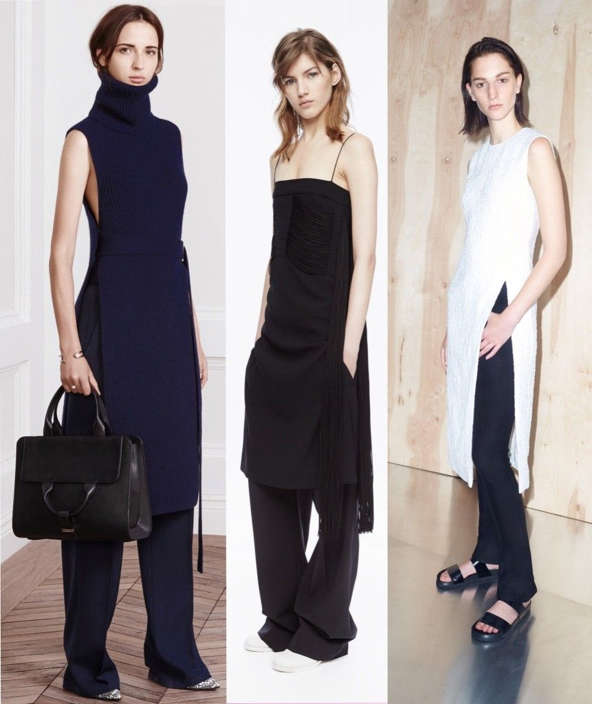 Jason Wu, DKNY and Sally LaPointe Resort 2016