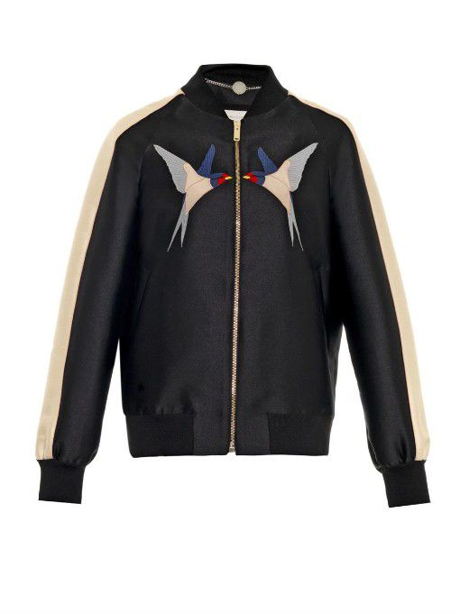 Stella McCartney bomber jacket