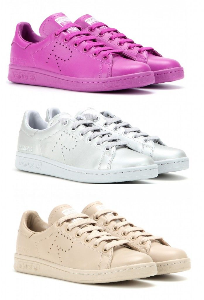 Adidas by Raf Simons Stan Smith sneakers fall 2015 collection
