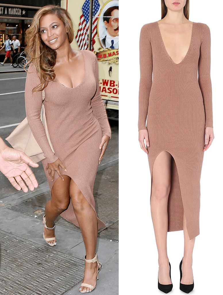 Get Beyoncé's dress from SELFRIDGES.com