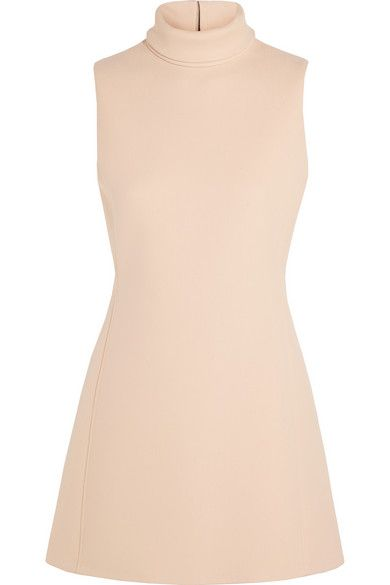 Stretch-crepe mini dress available at NET-A-PORTER