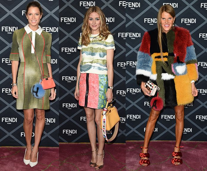 Fendi : Outside Arrivals - Paris Fashion Week - Haute Couture Fall/Winter 2015/2016