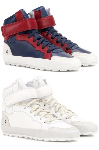 isabel-marant-bessy-leather-sneakers
