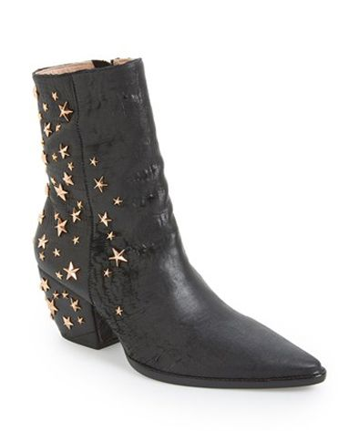 Matisse X Kate Bosworth Charlotte Star studded mid boot available at NORDSTROM.com