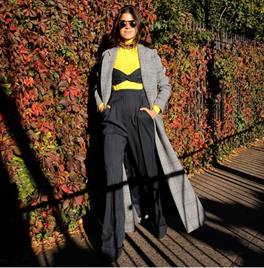 Leandra Medine (fall version)